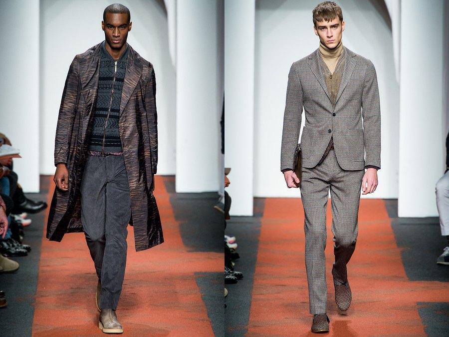 Milan Fashion Week:  День 2. Изображение № 23.