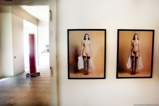 Музей современного искусства в Чехии: Искусство и шок. Изображение № 51.
