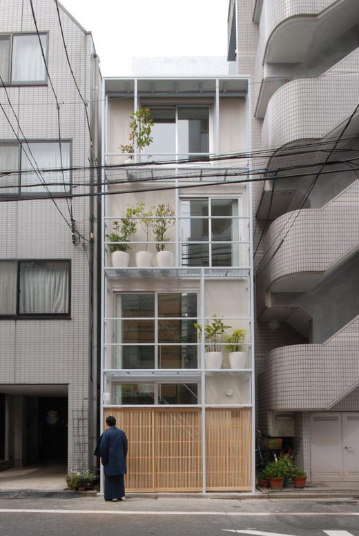 Atelier Bow-Wow. Масштаб маленького дома.. Изображение № 12.