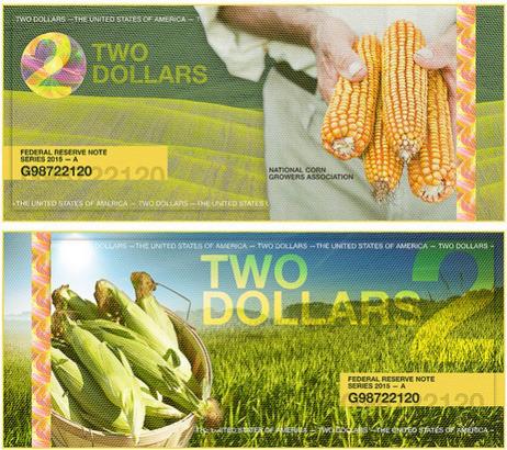 Как дать доллару вторую жизнь: Вашингтон и другие в новом дизайне. Изображение №9.