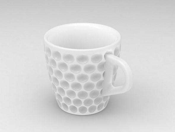 Изображение 28. Предмет: Серия из 30 кофейных чашек.. Изображение № 28.