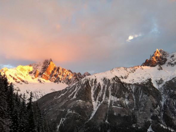 Лучше гор могут быть только горы, на которых еще не бывал!. Изображение № 1.