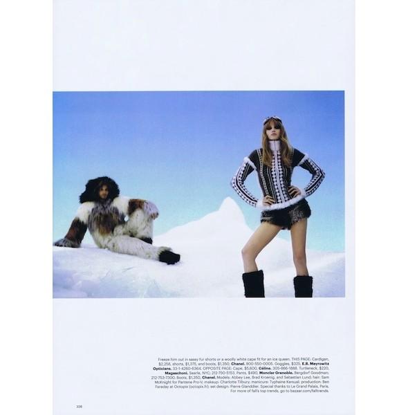 5 новых съемок: Harper's Bazaar, i-D, Numero и другие. Изображение № 6.