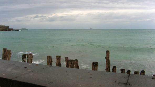 Пляж в Сен-Мало. Изображение № 11.