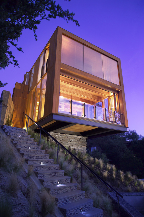 Hollywood Hills. Проект Case Study Houses. Изображение № 5.