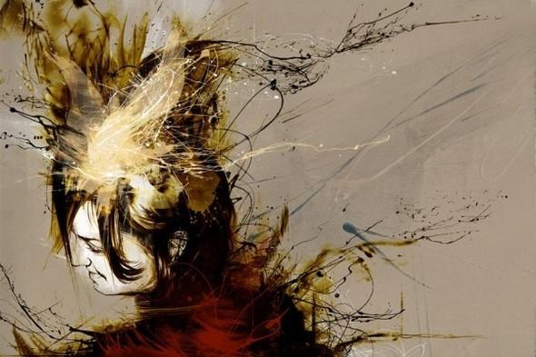 Russ Mills : графика, фотография и живопись. Изображение № 49.