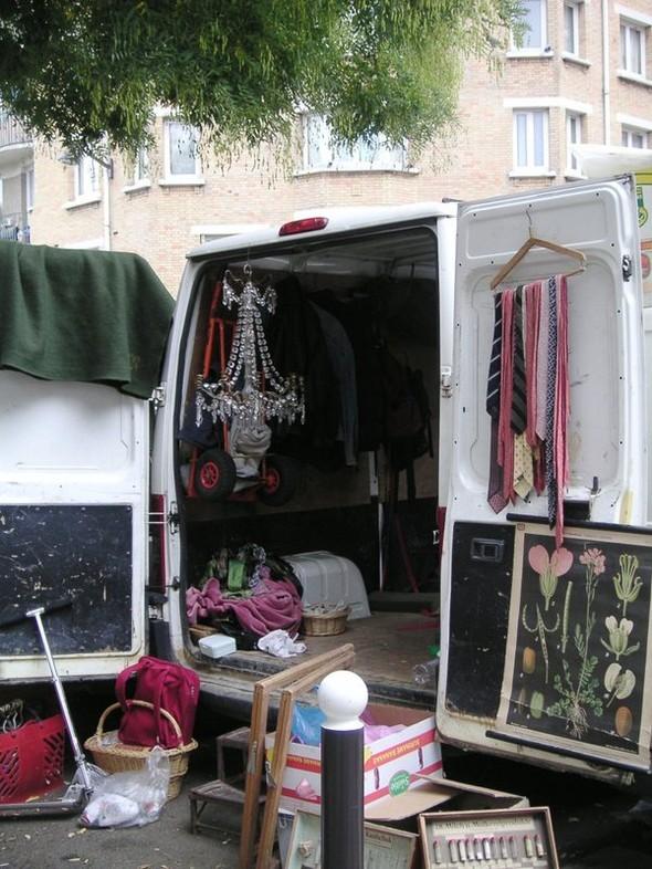 Изображение 8. Зачто мылюбим Flea Market: Маркет наПикнике Афиши.. Изображение № 3.