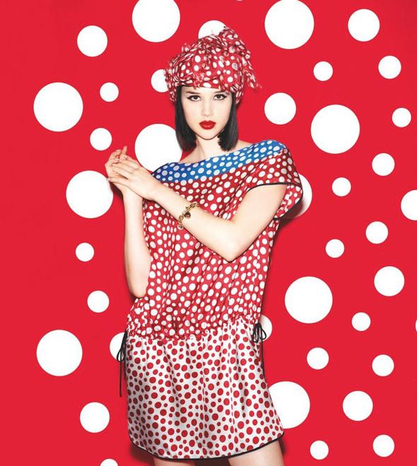 Louis Vuitton x Yayoi Kusama. Изображение № 6.