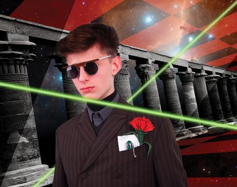 Новый лукбук Prada Real Fantasies посвящен космосу. Изображение № 24.