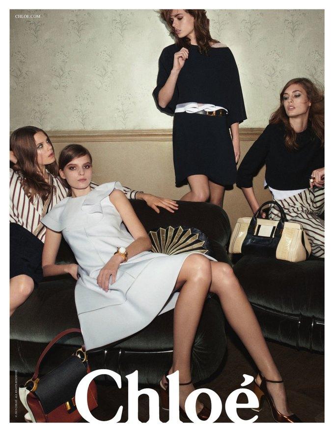 Balenciaga, Jean Paul Gaultier и Versace выпустили кампании. Изображение № 5.