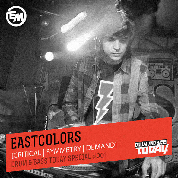 EastColors - Drum & Bass Today Special #001. Изображение №1.