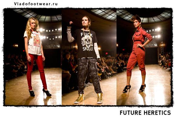 Vladofootwear & Future Heretics Показ 2009. Изображение № 4.