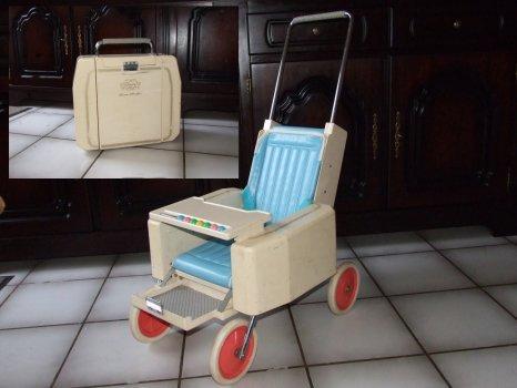Ретро – kinderwagen, stroller илидетская коляска. Изображение №1.