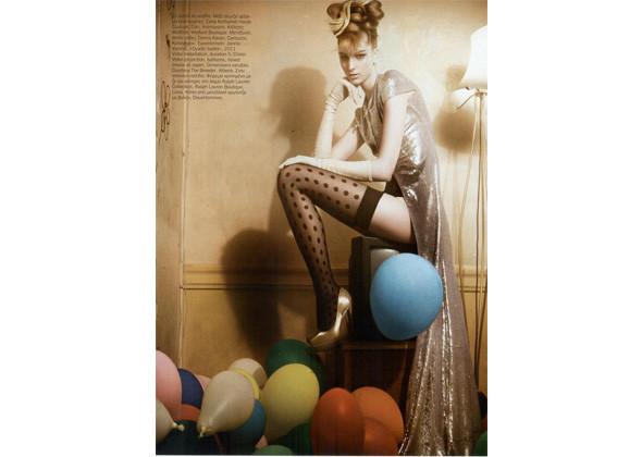 Розанна Георгиу для Vogue . Изображение № 137.