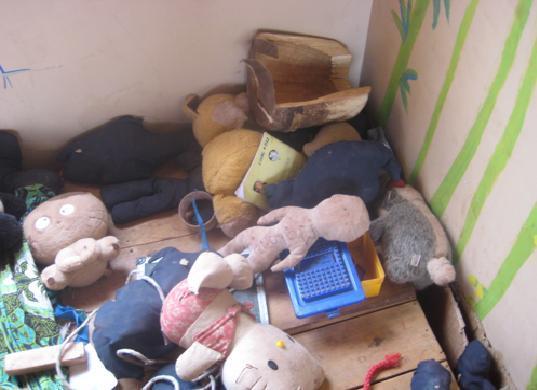 Самодельные игрушки детей изМалави. Изображение № 8.