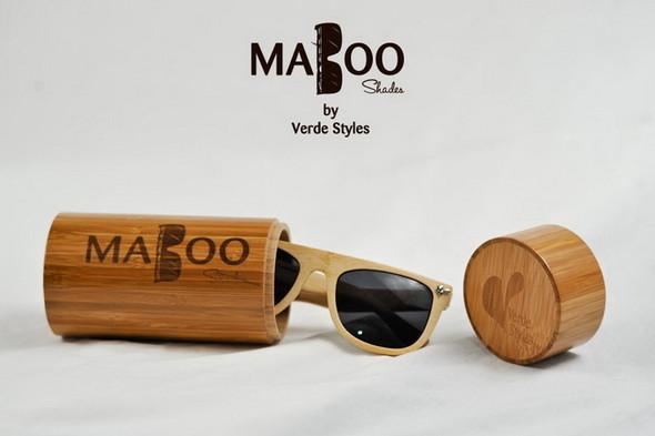 Деревянные очки Maboo. Изображение № 1.
