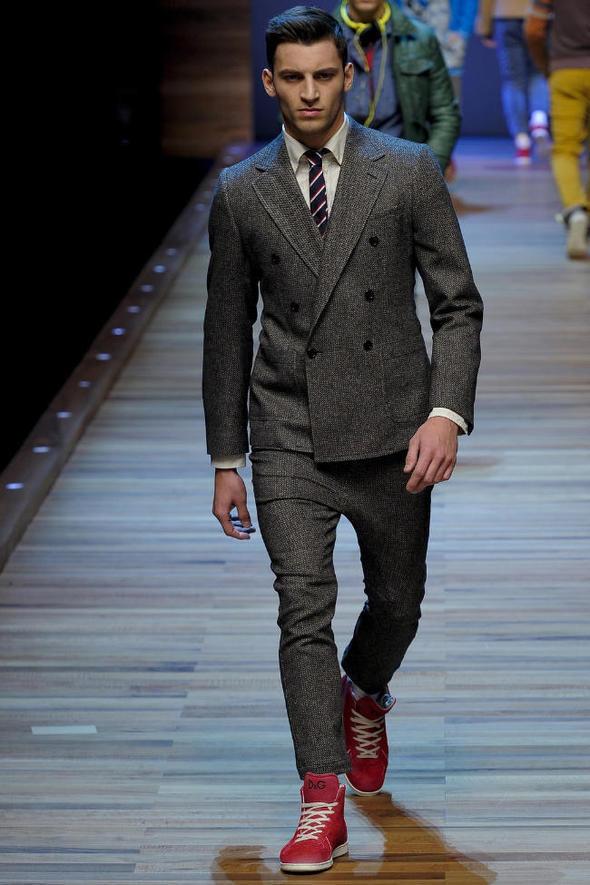Изображение 162. Milan Fashion Week. Часть 1.. Изображение № 23.