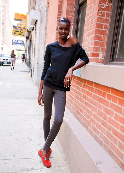 City Looks: Стиль моделей в блоге Bonae L'Amour. Изображение № 14.
