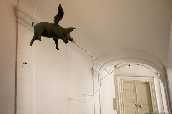 Музей современного искусства в Чехии: Искусство и шок. Изображение № 3.