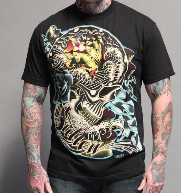 От лучших татуировщиков мира: Sullen Clothing. Изображение № 9.