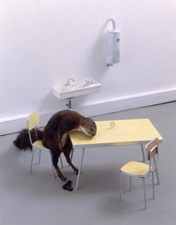 """Нью-Йоркская выставка Маурицио Каттелана """"Все"""". Изображение № 2."""