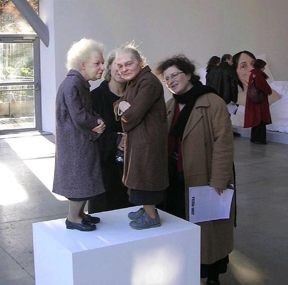 Скульптор-гиперреалист РонМуек (Ron Mueck). Изображение №2.