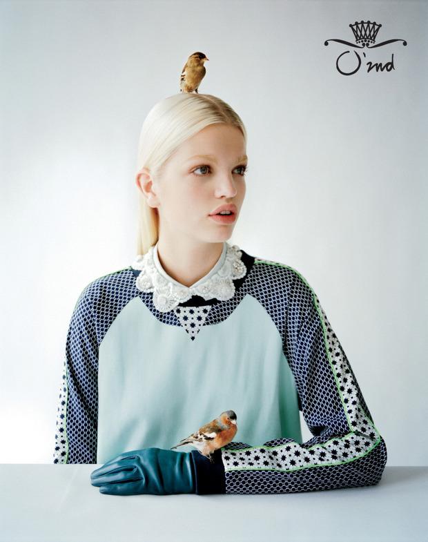 Вышли новые кампании Gucci, Eleven Paris, Forever 21, Moschino и Tomboy. Изображение № 52.
