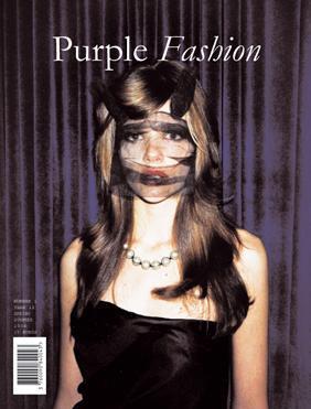 Purple fashion. Изображение № 1.