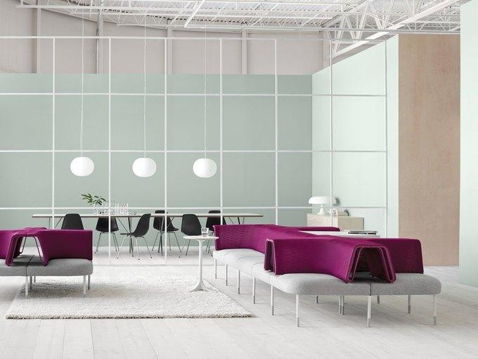 Herman Miller начал выпуск «гибкой» офисной мебели Ива Беара. Изображение № 9.