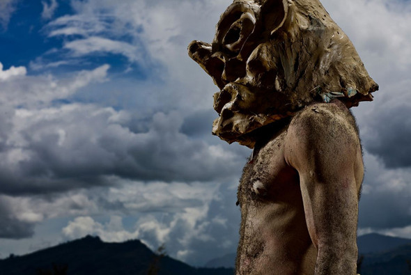 Папуа Новая Гвинея отБрента Стиртона. Изображение № 20.