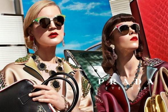 Кампания: Prada SS 2012. Изображение № 17.