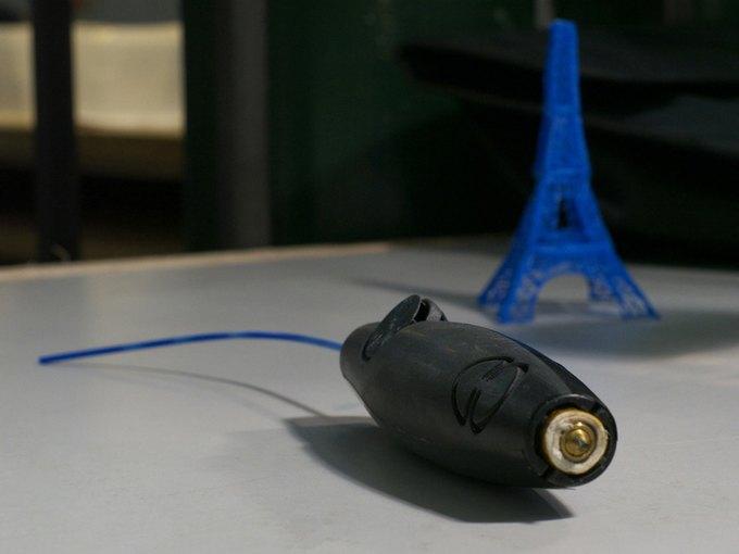 Разработана ручка, создающая «3D-рисунки». Изображение № 3.