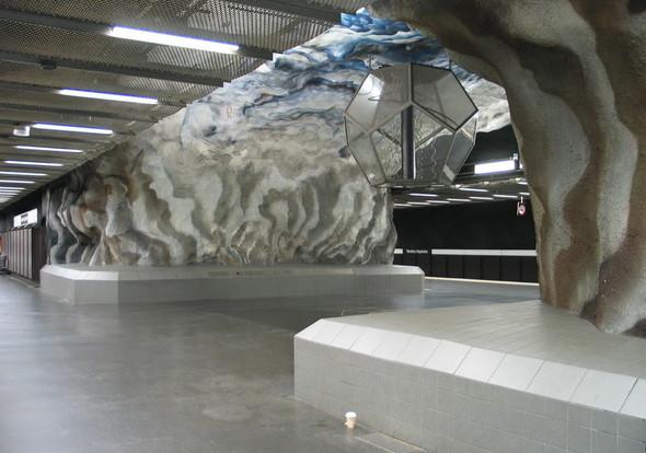 Шведский метрополитен. Изображение № 5.