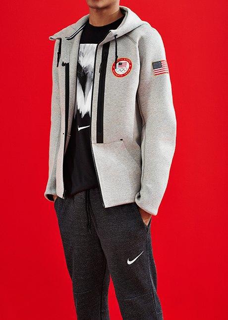 Кен Блэк из Nike сделал самую красивую олимпийскую форму. Изображение № 9.