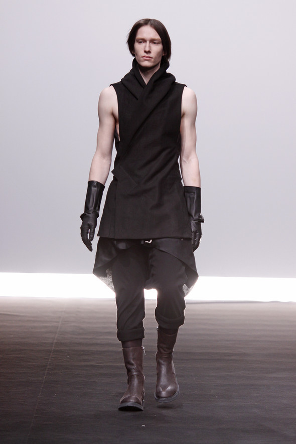 Rick Owens Fall Winter 2009 2010. Изображение № 17.