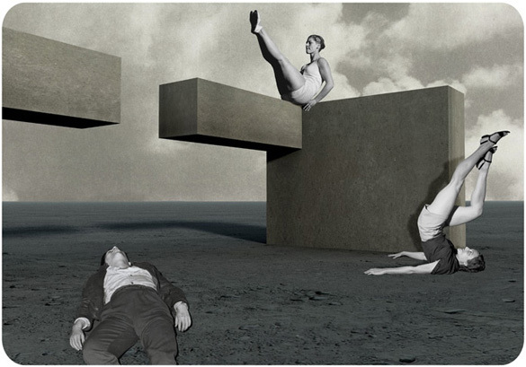 Perpendicular Dreams of Julien Pacaud. Изображение № 15.