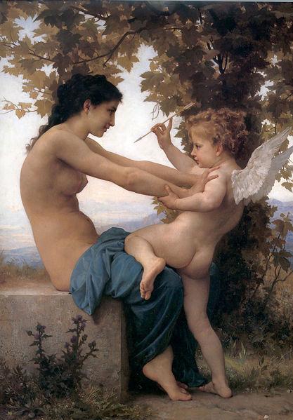 Французский живописец Адольф Вильям Бугро. Изображение № 15.