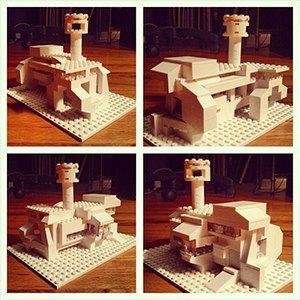 Архитекторы тестируют новый конструктор LEGO Architecture Studio. Изображение № 19.