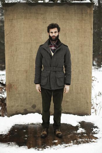 Мужские коллекции осень-зима 2010 от Hackett, Gloverall, D.S.Dundee, Barbour. Изображение № 15.