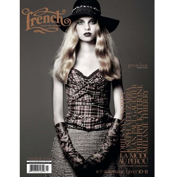 13 обложек нового номера French Revue de Modes. Изображение № 4.