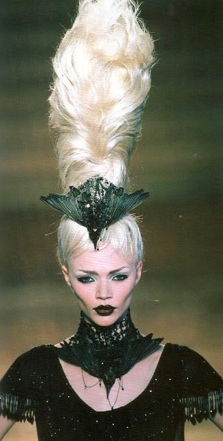 Ghoulish glamour. Готовимся к Хеллоуину. Изображение № 5.