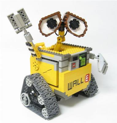 48 креативных LEGO творений. Изображение № 19.