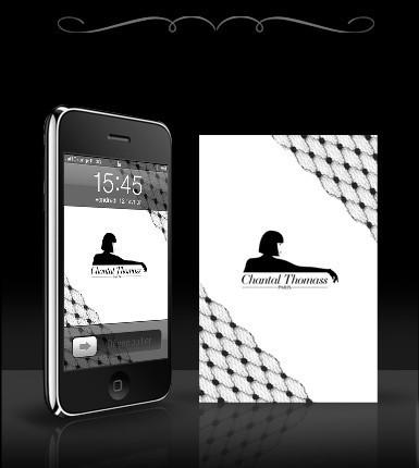 "Chantal Thomass ""одела"" iPhone. Изображение № 3."