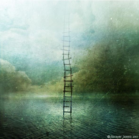 Мистический мир. Alexander Jansson. Изображение № 16.