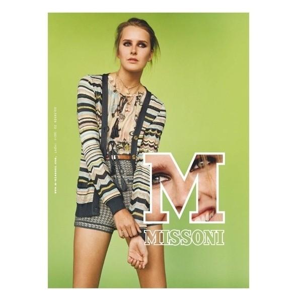 Изображение 5. Рекламные кампании: Diane von Furstenberg, Karl Lagerfeld, McQ и другие.. Изображение № 21.