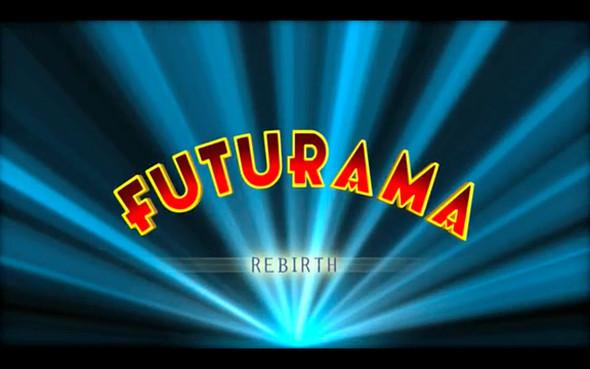 Футурама: самое настоящее прошлое и будущее. Изображение № 1.
