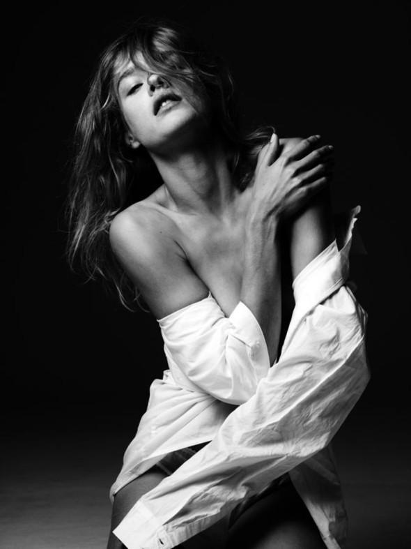 Natalia Vodianova byHedi Slimane. Изображение № 1.