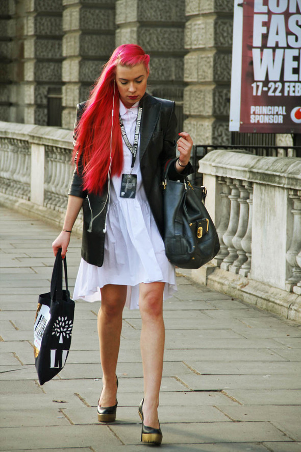 Streets of London/Women's style. Изображение № 7.