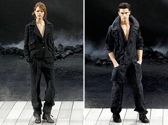 Изображение 5. Показы на Paris Fashion Week FW 2011: седьмой и восьмой дни.. Изображение № 4.
