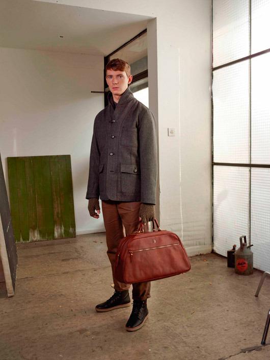 Новые мужские лукбуки Louis Vuitton, Marc Jacobs и Fred Perry. Изображение № 59.